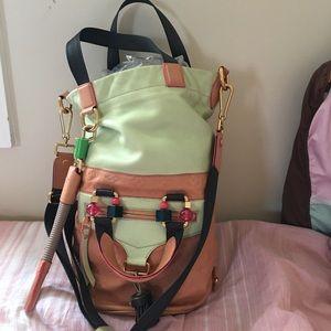 Authentic Louis Vuitton Underground Bag